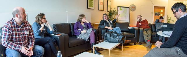 Ed's workshop at Notwestminster 2016