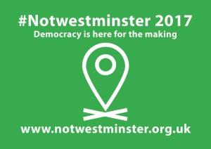 Notwestminster 2017