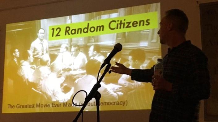 12 random citizens